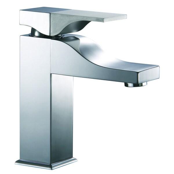 CAE Single-handle Chrome Vessel Sink Bathroom Faucet