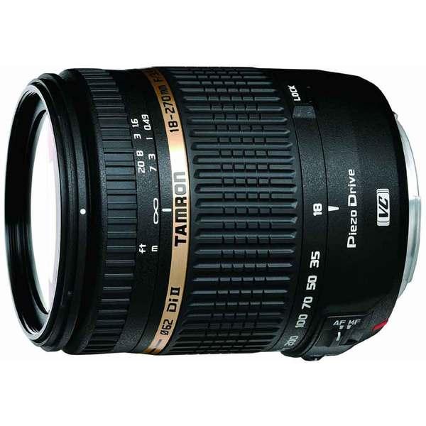 Tamron AF18-270mm f/3.5-6.3 Di II VC PZD AF Lens for Nikon