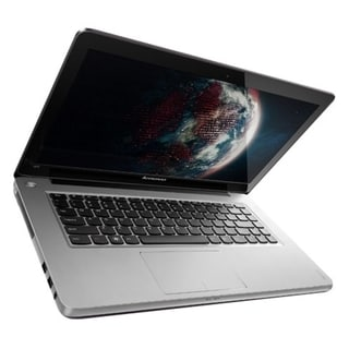"Lenovo IdeaPad U410 14"" 16:9 Ultrabook - 1366 x 768 - Intel Core i3 ("