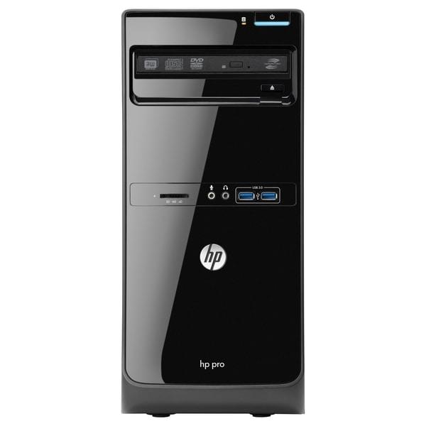 HP Business Desktop Pro 3500 Desktop Computer - Intel Pentium G860 3