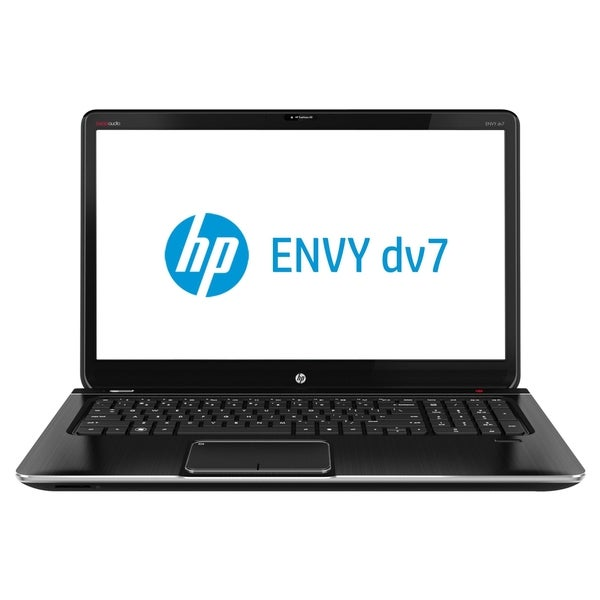 "HP Envy dv7-7200 dv7-7250us 17.3"" LCD 16:9 Notebook - 1600 x 900 - Br"