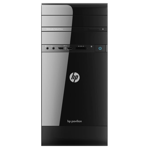 HP p2-1300 p2-1310 Desktop Computer - AMD E-Series E2-1800 1.70 GHz -