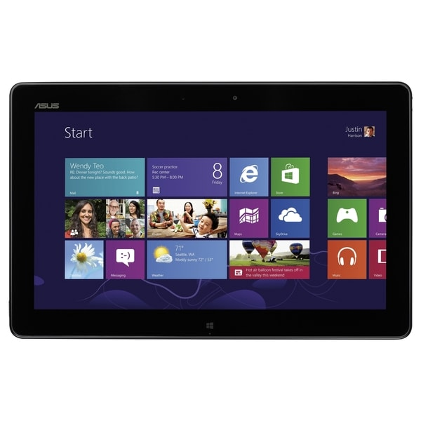 "Asus VivoTab TF810C-C1-GR 11.6"" 64 GB Tablet - Wi-Fi - Intel Atom Z27"
