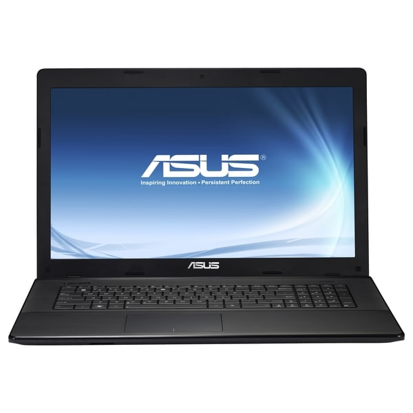 "Asus X75A-DH31 17.3"" LCD 16:9 Notebook - 1600 x 900 - Intel Core i3 ("