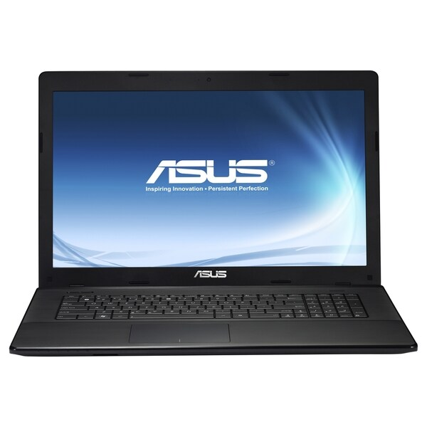 "Asus X75A-XH51 17.3"" 16:9 Notebook - 1600 x 900 - Intel Core i5 (3rd"