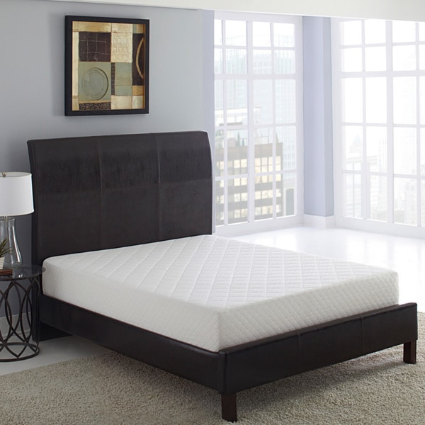 Essentials 10-inch Twin-size Memory Foam Mattress