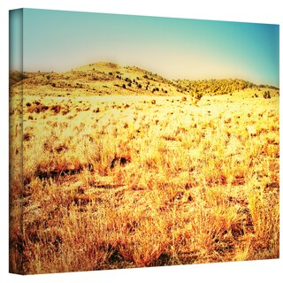 Mark Ross 'Take a Seat' Wrapped Canvas Art