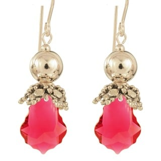 Ilona Crystal Earrings