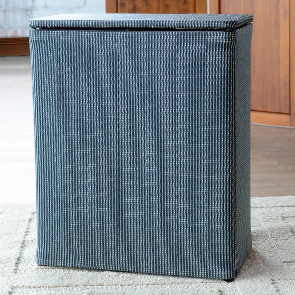 1530 Lamont Home 'Elise' Upright Hamper