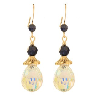 Euphraxia Crystal Earrings