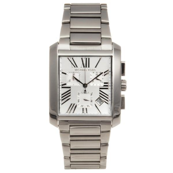 Michael Kors Women's 'City' Chronograph Watch