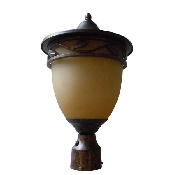 Venetian Bronze One-light Medium Wall Lantern