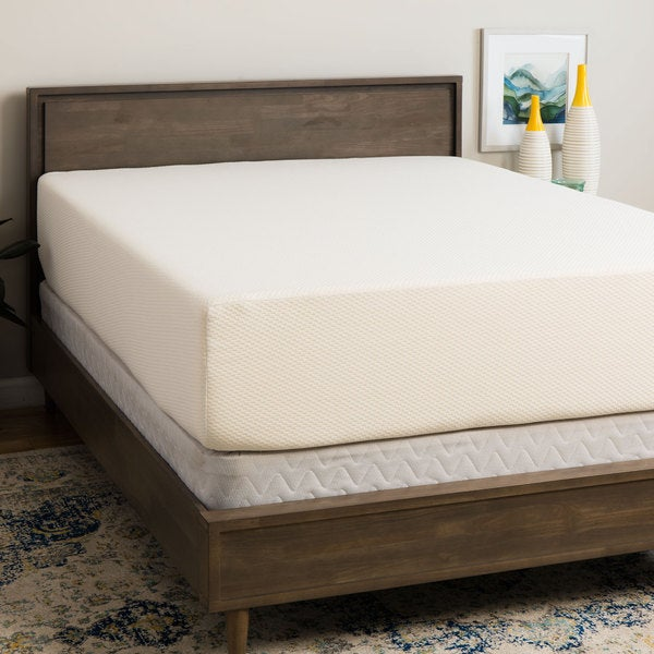 Select luxury medium firm 14 inch king size memory foam mattress and foundation set free Memory foam mattress king size sale
