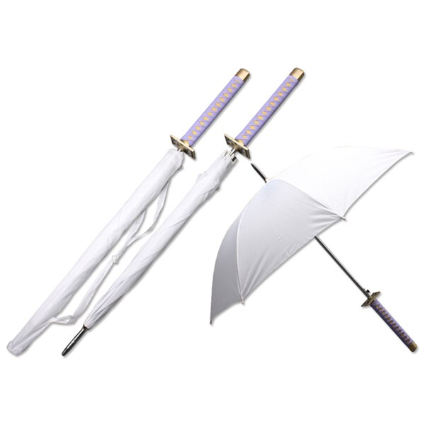 Samurai Handle 44-inch Span Umbrella - Fusui (Feng Shui)
