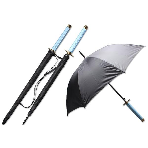 Samurai Handle 44-inch Span Umbrella - Suta (Star)