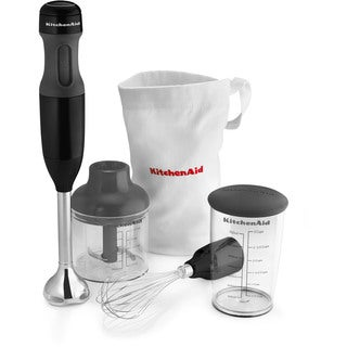 KitchenAid 3-Speed Immersion Blender Black
