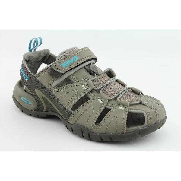 Teva Women's 'Dozer III' Leather Sandals