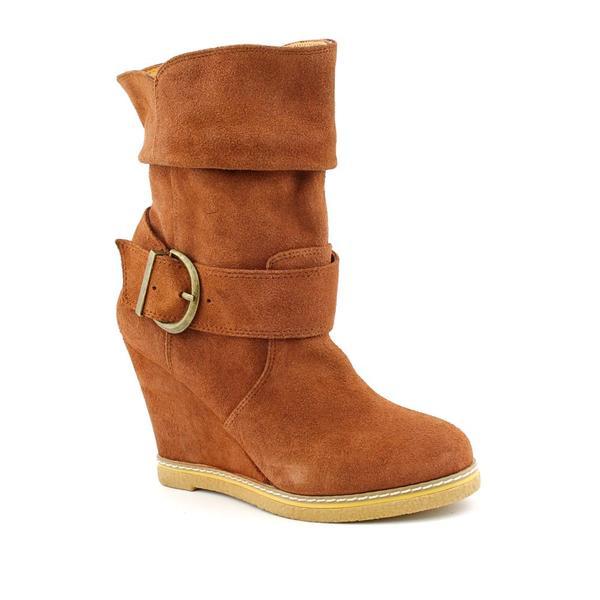 Kelsi Dagger Women's 'Haley' Regular Suede Boots