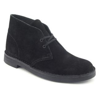 Clarks Kyros Limit Black Tumbled Leather 8266