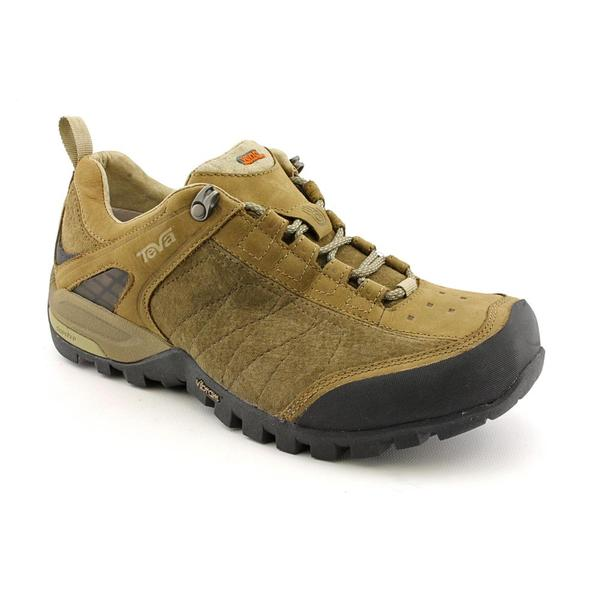 Leather Athletic Shoe - Overstock - 7464170