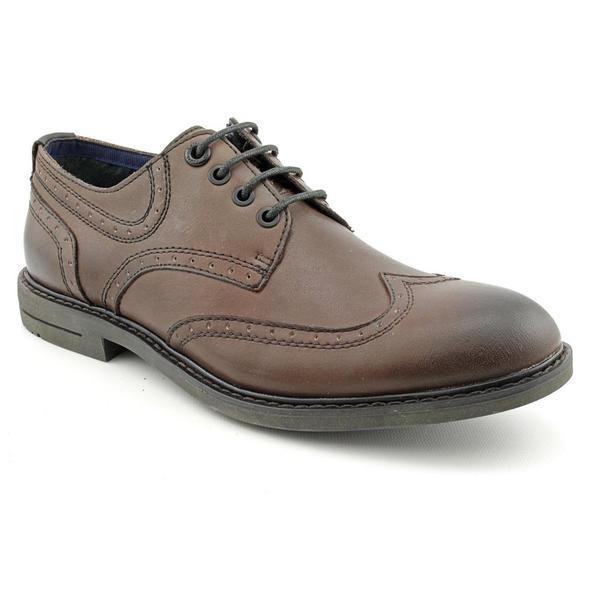 Calvin Klein Jeans Men's 'Milo' Leather Dress Shoes