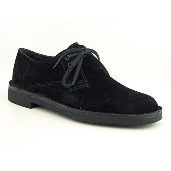 Clarks Men's 'Bushacre Lo' Regular Suede Casual Shoes