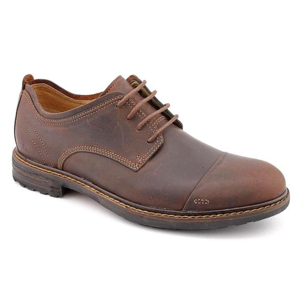Clarks Men's 'Norse Tip' Leather Dress Shoes