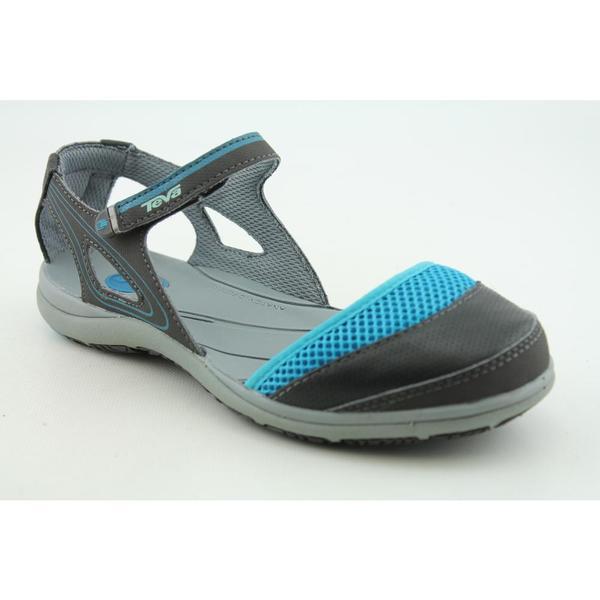 e42aaee71e11 Shop Teva Women s  Pasas Mary Jane  Leather Sandals - Free Shipping ...