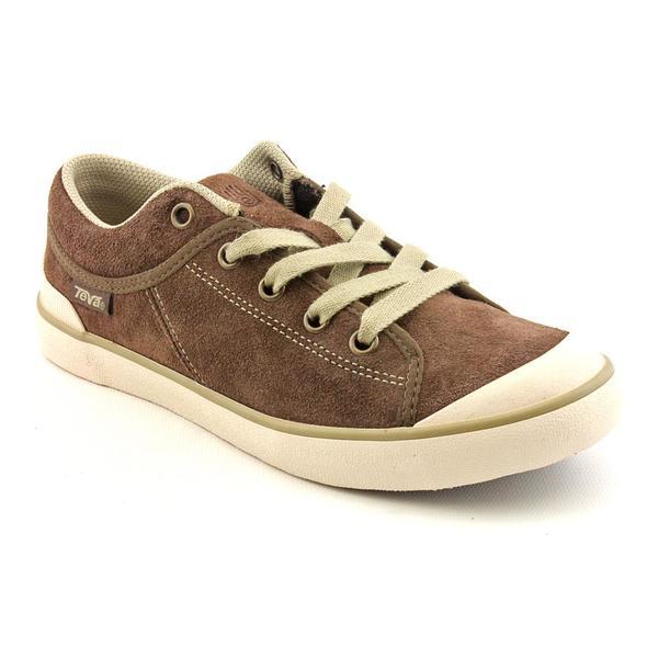 Shop Teva Women S Freewheel Regular Suede Casual Shoes