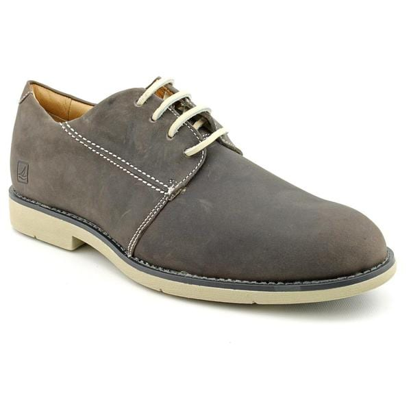 Sperry Top Sider Men's 'Jamestown Oxford Plain Toe' Leather Casual Shoes