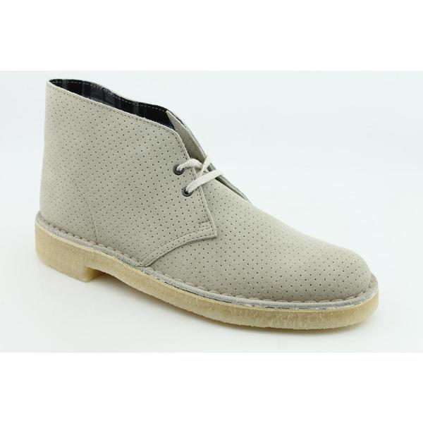 Clarks Men's 'Desert Boot' Nubuck Boots