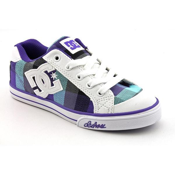 DC Boy's 'Chelsea TX' Basic Textile Athletic Shoe
