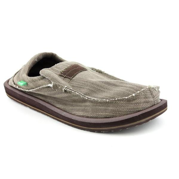 Sanuk Men's 'Kyoto' Basic Textile Casual Shoes