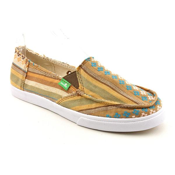 Sanuk Women's 'Standard Poncho' Basic Textile Casual Shoes