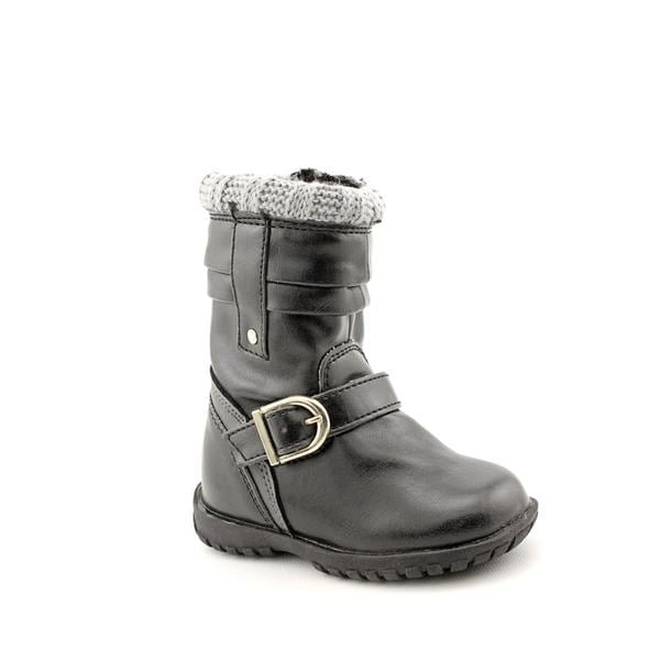 Rampage Girls Girl's 'Penny' Faux Leather Boots