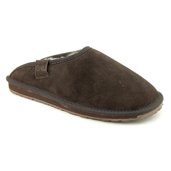 Emu Australia Men's 'Buckingham' Regular Suede Casual Shoes