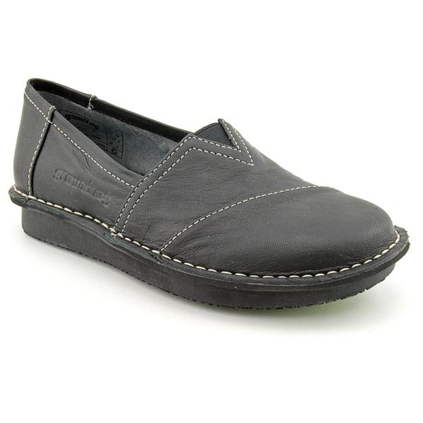 Groundhog Women's 'Center Cut' Leather Casual Shoes