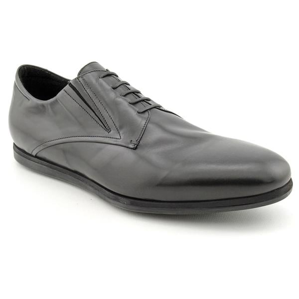 Blokes Men's 'Billy Bloke' Leather Dress Shoes (Size 7.5)