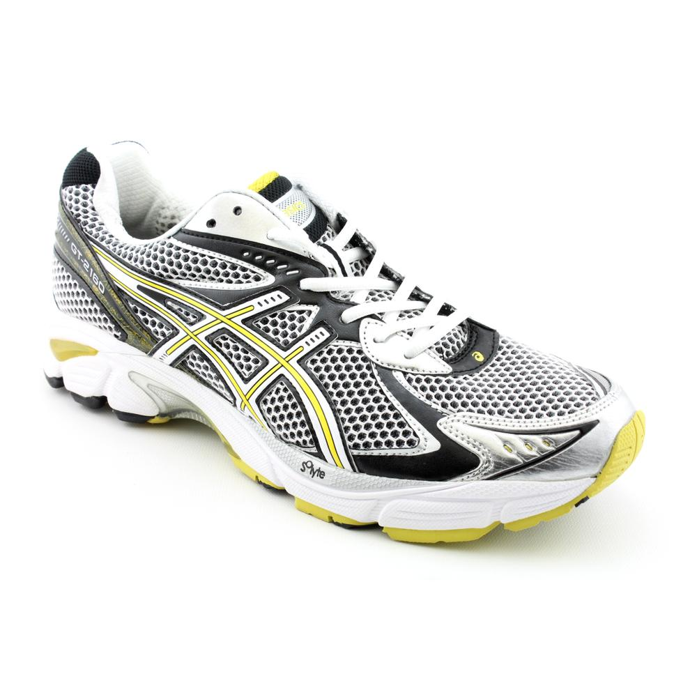 A merced de residuo Excremento  Asics Men's 'GT-2160' Mesh Athletic Shoe (Size 10.5) - Overstock - 7464589
