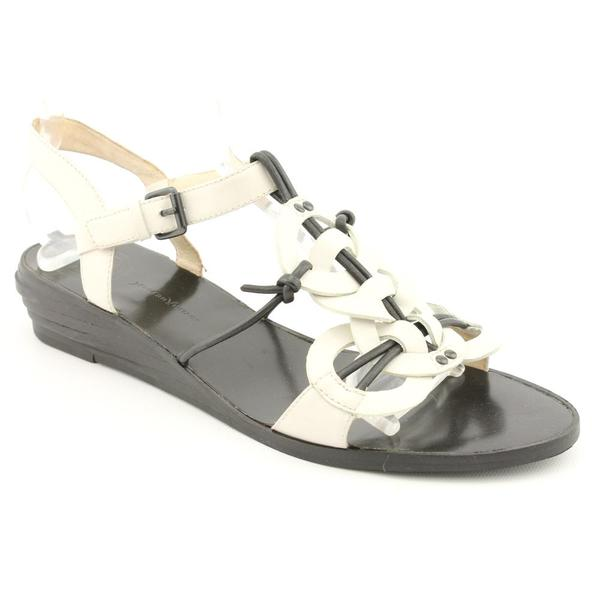 Modern Vintage Women's 'Jorie' Leather Sandals