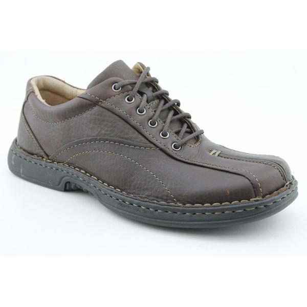 Clarks Men's 'Nebulae' Leather Casual Shoes