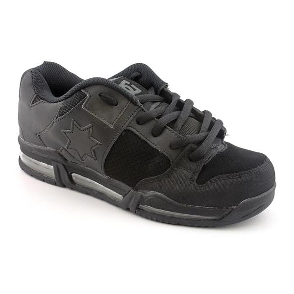 DC Men's 'Command FX' Kid Suede Athletic Shoe