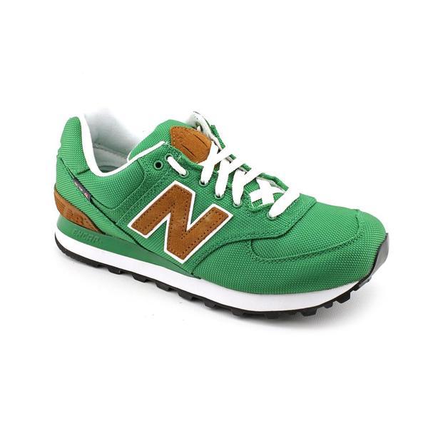 New Balance Men's 'ML574' Basic Textile Athletic Shoe