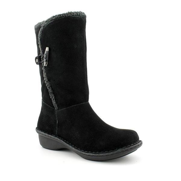 Anne Klein Sport Women's 'Kresent' Regular Suede Boots
