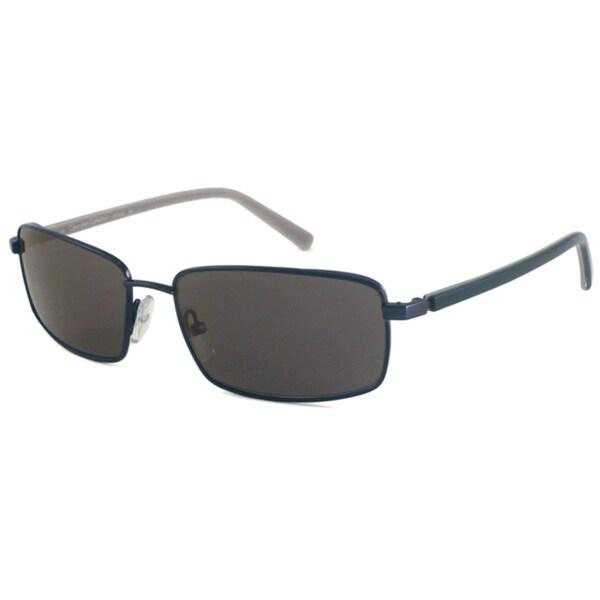 Calvin Klein Men's CK7256 Rectangular Sunglasses