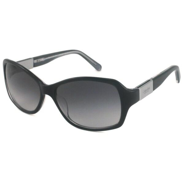 Calvin Klein Women's CK7747 Rectangular Sunglasses