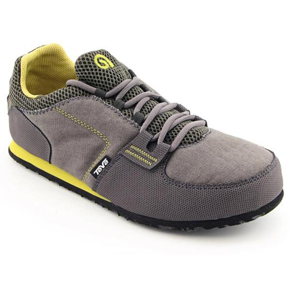 be6814e9f844e1 Shop Teva Men s  Mush Frio Canvas  Basic Textile Casual Shoes (Size ...