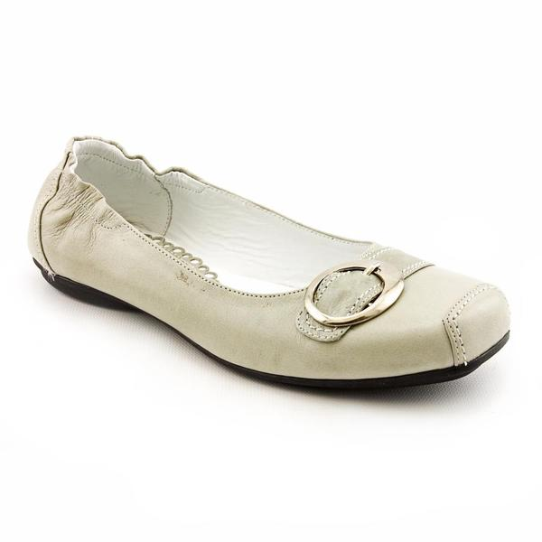 Kid Express by A.N.T. Originals Girl's 'Goldie' Leather Casual Shoes (Size 3.5)