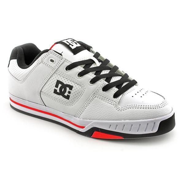 DC Men's 'Purist' Leather Athletic Shoe (Size 11)