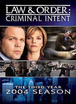 Law & Order: Criminal Intent Season 3 (DVD)